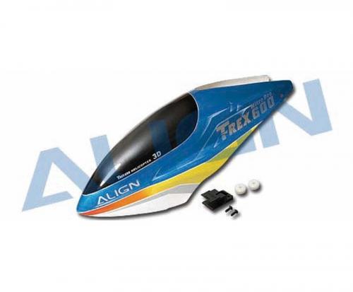 Kabinenhaube GFK  T-REX 600N Align Robbe HC6005 1-HC6005