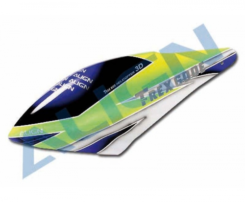 Kabinenhaube GFK  T-REX 600E Align Robbe HC6509 1-HC6509