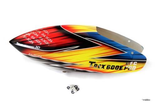 Kabinenhaube GFK T-REX 600E Align Robbe HC6622 1-HC6622