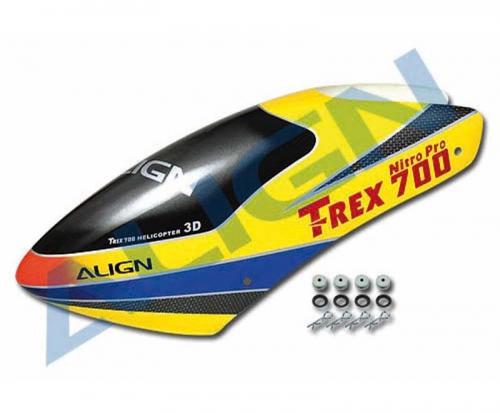 Kabinenhaube GFK  T-REX 700N Align Robbe HC7002 1-HC7002