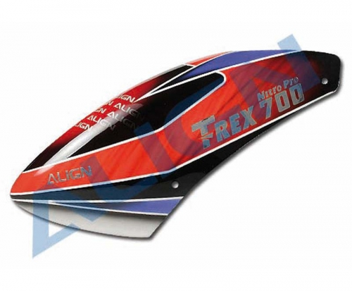 Kabinenhaube GFK  T-REX 700N Align Robbe HC7019 1-HC7019