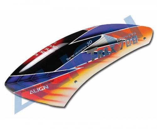 Kabinenhaube GFK  T-REX 700N Align Robbe HC7020 1-HC7020