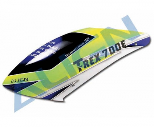 Kabinenhaube GFK  T-REX 700E Align Robbe HC7508 1-HC7508