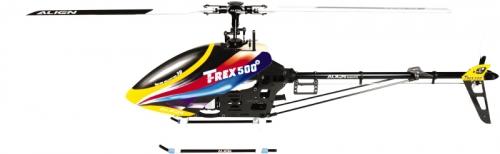 T-REX 500 ESP 3G Align Robbe KX017012 1-KX017012