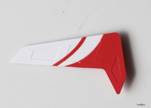 Heckleitwerk (rot) Solo Pro 3 Robbe NE250218 1-NE250218