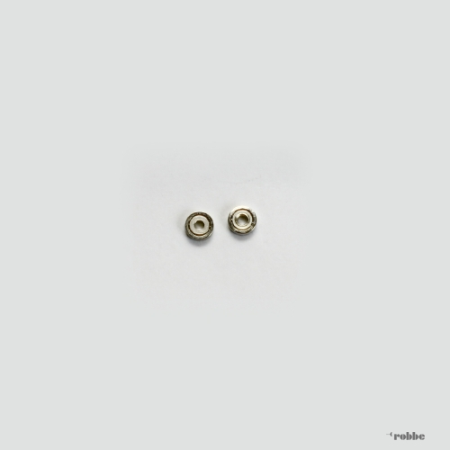Kugellager-Set 2 Solo Pro 100 Robbe NE250919 1-NE250919