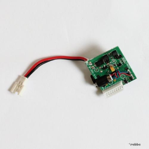 Servoplatine Solo Pro 100D Robbe NE250924 1-NE250924