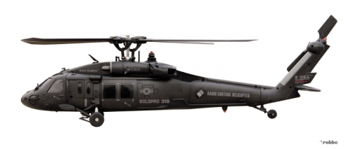 Solo Pro 319 B-Hawk RTF 2.4 G Robbe NE2517 1-NE2517