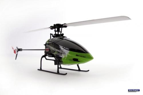 Solo Pro 126 3D RTF 2.4 GHz Nine Eagles Robbe NE2520 1-NE2520