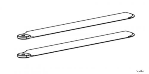 Rotorblätter Solo Pro 126 Nine Eagles Robbe NE252003 1-NE252003