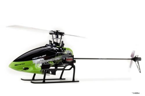 Solo Pro 126 3D General Link Nine Eagles Robbe NE2520GL 1-NE2520GL