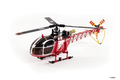 Solo Pro 290 Lama FTR RTF 2.4 Nine Eagles Robbe NE3516 1-NE3516