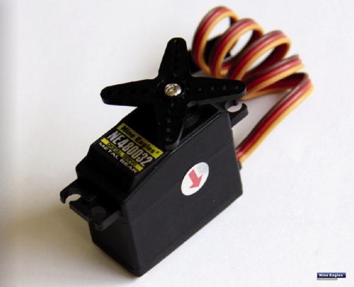 Servo NES 100 MG DIG BB Robbe NE480032 1-NE480032