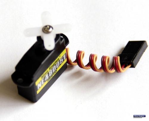 Servo NES 3.7G Robbe NE480051 1-NE480051