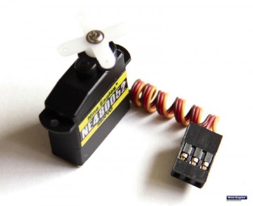Servo NES 4.4 g Robbe NE480052 1-NE480052