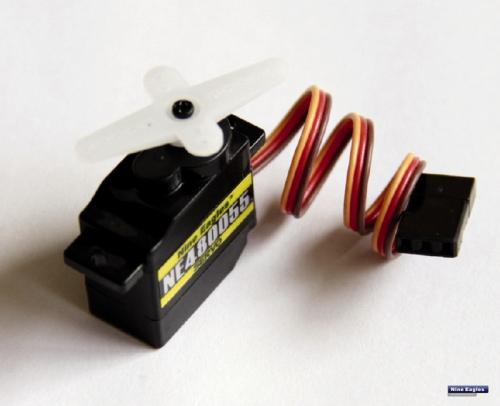 Servo NES 6G Robbe NE480055 1-NE480055