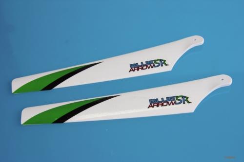 Rotorblätter Blue Arrow SR Robbe S2519002 1-S2519002