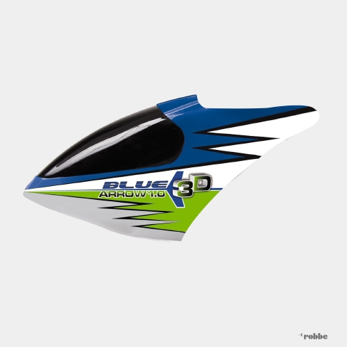 Kabinenhaube Blue Arrow 1.0 3 Robbe S2523001 1-S2523001