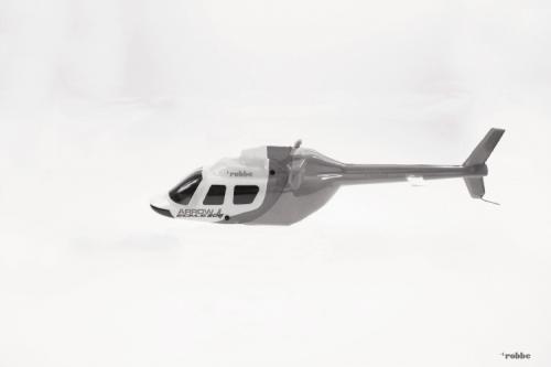 Kabinenhaube ARROW-SCALE-206 Robbe S2526001 1-S2526001