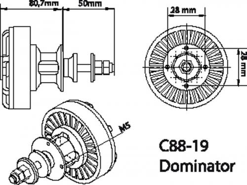 BEC-Kabel Kyosho 96969