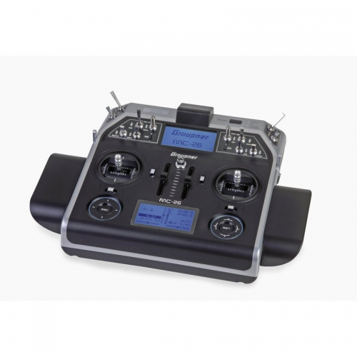 MC-26 Graupner HoTT Fernsteuerung 2,4 GHz Graupner S1036