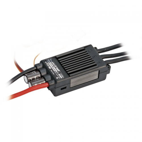 Regler BRUSHLESS CONTROL +T 80 Opto D3,5 Graupner S3042