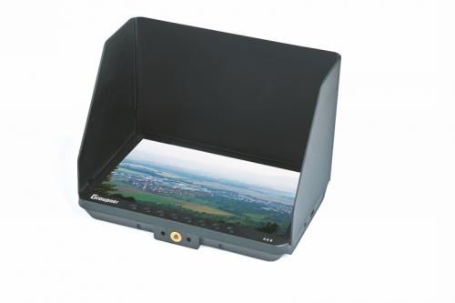FPV Monitor 9 Zoll HD 5,8 GHz Graupner S8462.R
