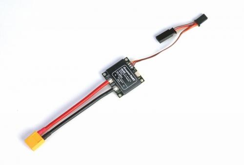 PDB mit SBEC. Spannungs-,Stromsensor +T Graupner S8474
