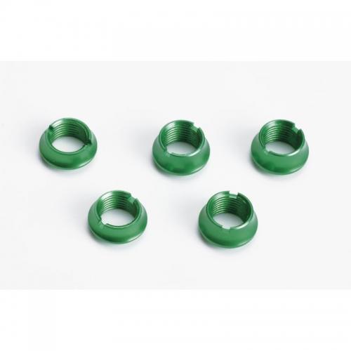 Ziermuttern f.Handsender, grün,3la, 2ku Graupner S8525.GR