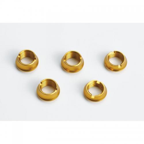 Ziermuttern f.Handsender, gold,3la, 2ku Graupner S8525.G