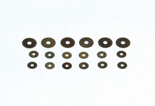 Differential-Unterlegscheibenset  3x Graupner S998-A08
