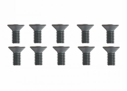 4x8 mm Senkschraube10x Graupner SS040080