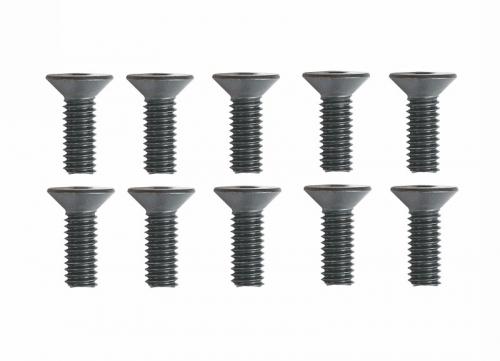 4x12 mm Senkschraube10x Graupner SS040120