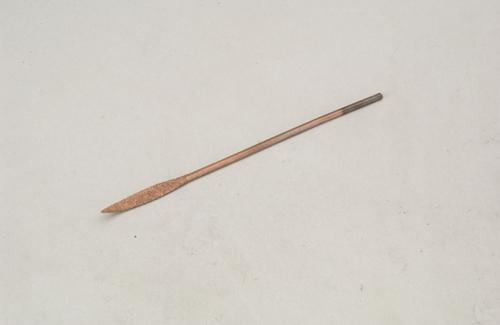 Permagrit Raspel - halbrund