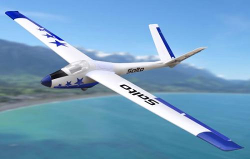 Salto ARF 3-Achs Kunstflug Elektrosegler T2M T4510