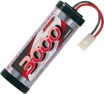 Power Pack 3000 7,2V  NiMH Stickpack Thunder Tiger 02699265