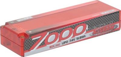 NOSRAM LiPo 7000 X-TREME Hard Thunder Tiger 026999501