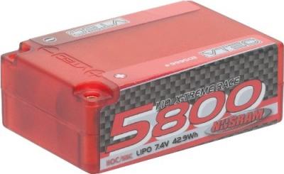 NOSRAM LiPo Saddle-Pack 5800  Thunder Tiger 026999503