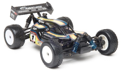 RC18B2 Brushless RTR 2.4GHz Thunder Tiger 03020108