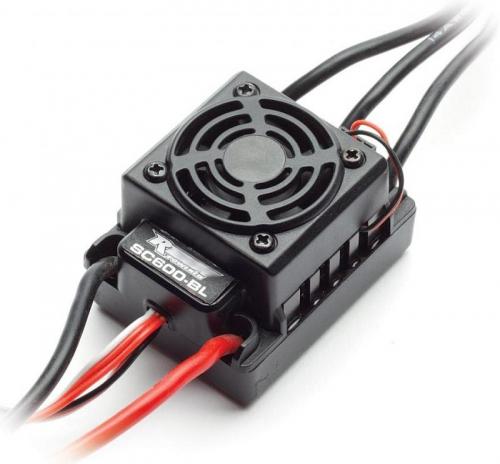 SC600-BL Sensorless Brushless ESC Thunder Tiger 03029185