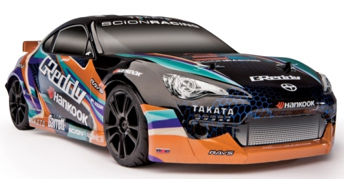 TEAM ASSOCIATED APEX SCION RACING FR-S 4WD RTR 2.4GHz Thunder Ti