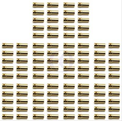 Reedy 3,5mm Goldkontakt  Stecker (100x Hülse) Thunder Tiger 0306