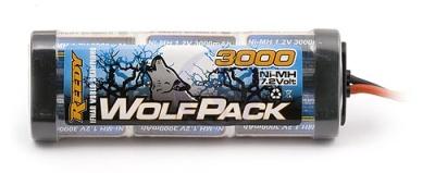 Reedy Wolf Pack Stick  7.2V 3000mAh Thunder Tiger 030694
