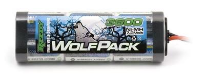 Reedy Wolf Pack Stick  7.2V 3600mAh Thunder Tiger 030695
