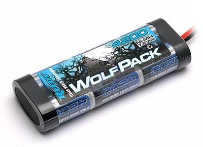 Reedy Wolf Pack Stick  7.2V 4200mAh Thunder Tiger 030700