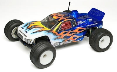 RC10T4 Factory Team  Truck Kit Thunder Tiger 0307022
