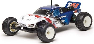 Team Associated T4.1 Brushed RTR 2.4G Thunder Tiger 0307036