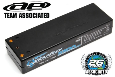 TEAM ASSOCIATED LiPo 7,4V Har Thunder Tiger 030739