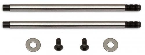 FT 3 x 35 Shock Shaft (V2), Chrome Thunder Tiger 03091624