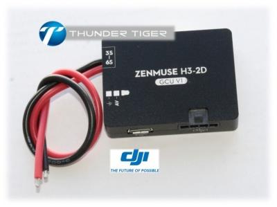 DJI H3-2D GCU Einheit Thunder Tiger 036H2D19